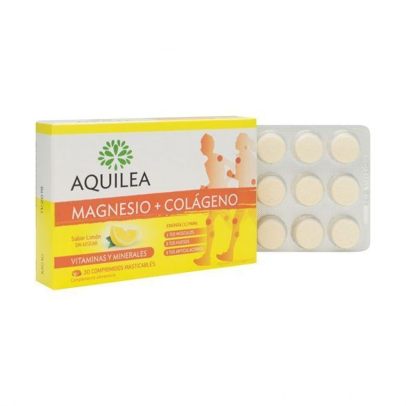 FarmaciaPerezVazquez_AQUILEA_MAGNESIO_COLAGENO_COMPRIMIDOS