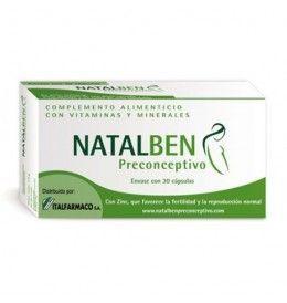 FarmaciaPerezVazquez_NATALBENPRECONCEPTIVO