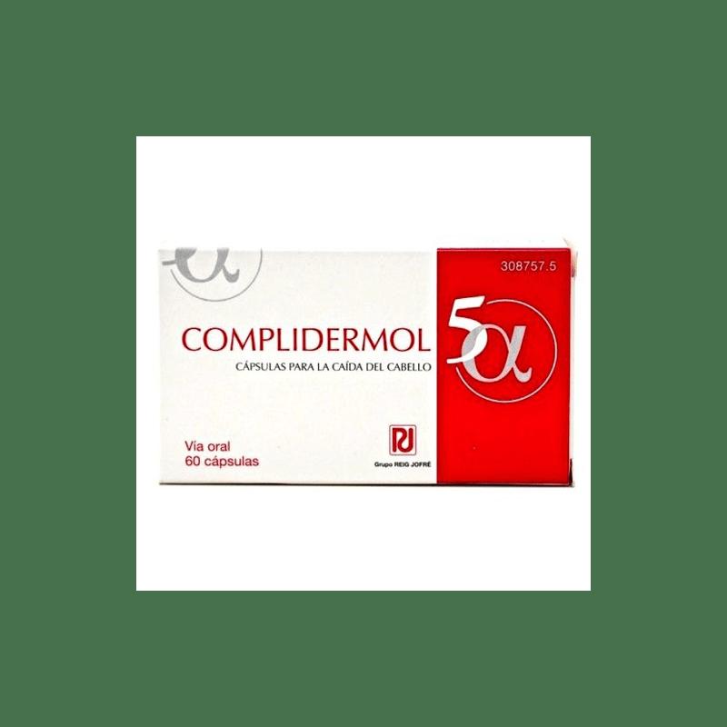 COMPLIDERMOL 5ALFA – 60 COMPRIMIDOS
