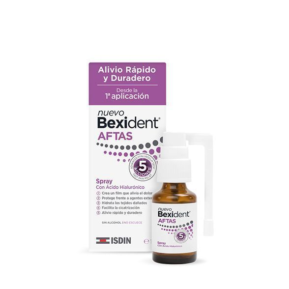 BEXIDENT – AFTAS SPRAY