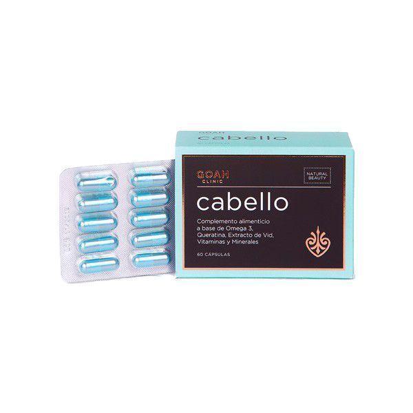 GOAH CLINIC - CABELLO 60 CAPS