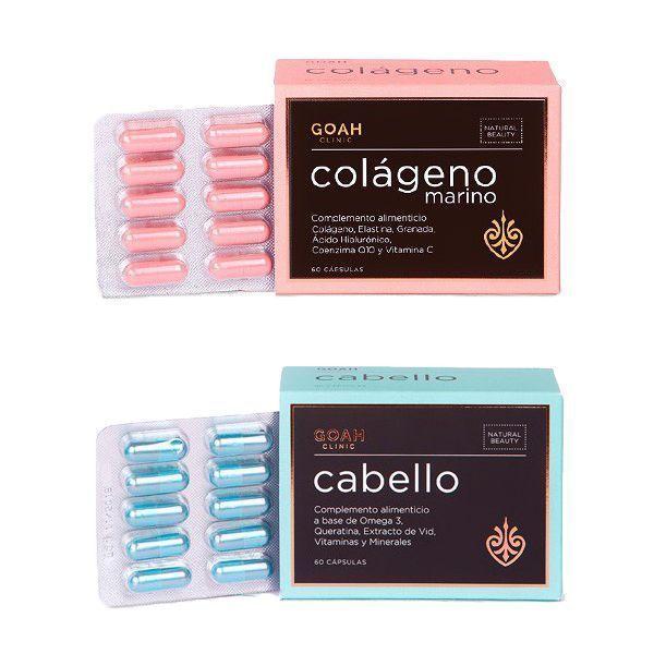 GOAH CLINIC - COFRE COLÁGENO + CABELLO.