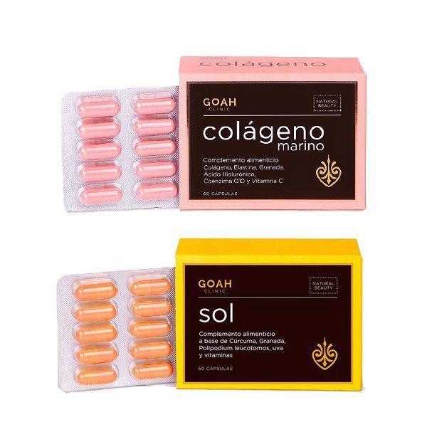 GOAH CLINIC – COFRE SOL + COLAGENO.