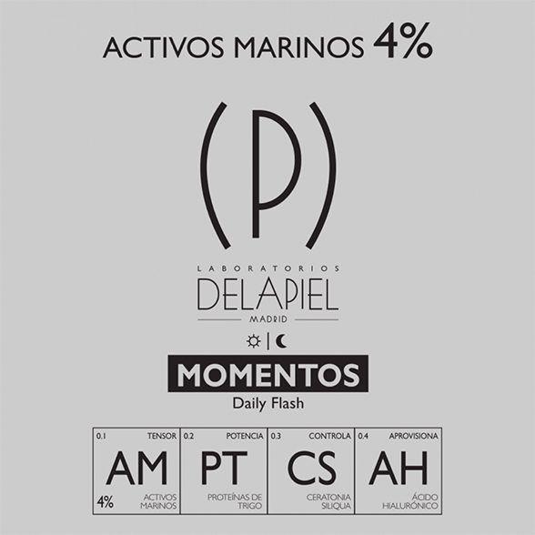 AMPOLLAS MOMENTOS DELAPIEL. Farmacia Perez Vazquez