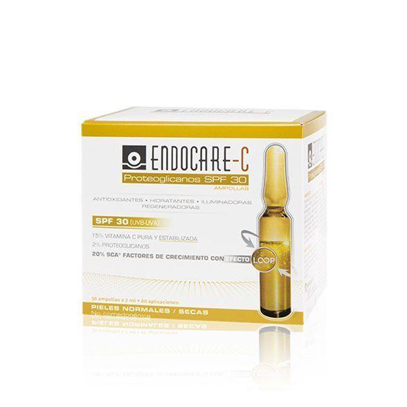 Ampollas proteoglicanos filtros solares-FarmaciaPerezVazquez