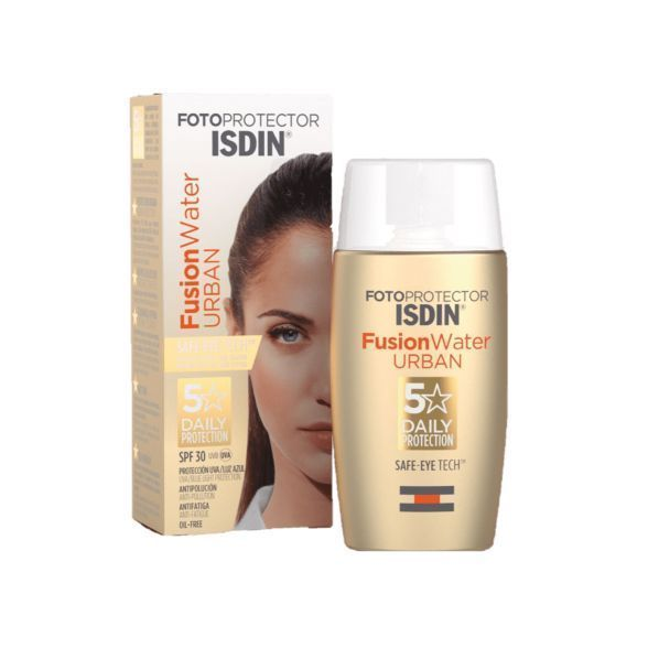 ISDIN FOTOPROTECTOR - FUSION WATER URBAN