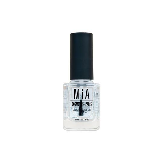 MIA COSMETICS – TOP COAT GEL 3D (secante de uñas)