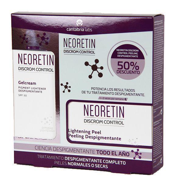 FarmaciaPerezVazquez-NEORETIN-GEL-CREMA+DISCOS-PACK
