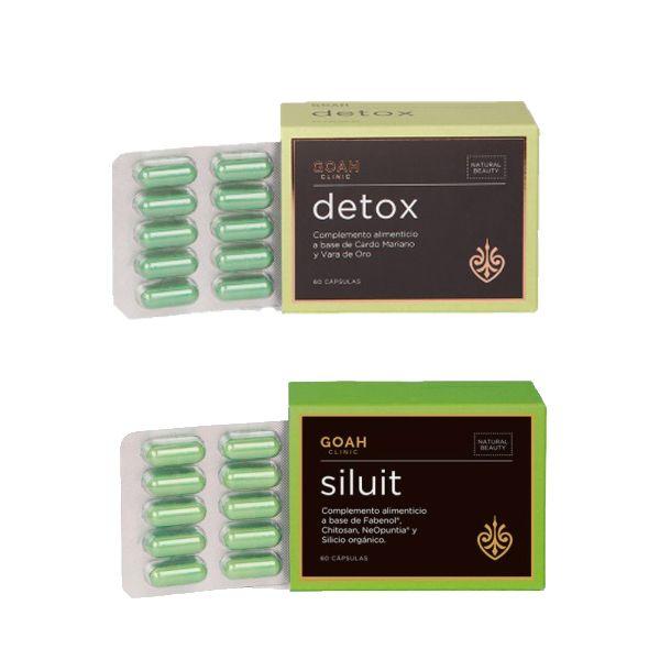 GOAH CLINIC – PACK DETOX + SILUIT