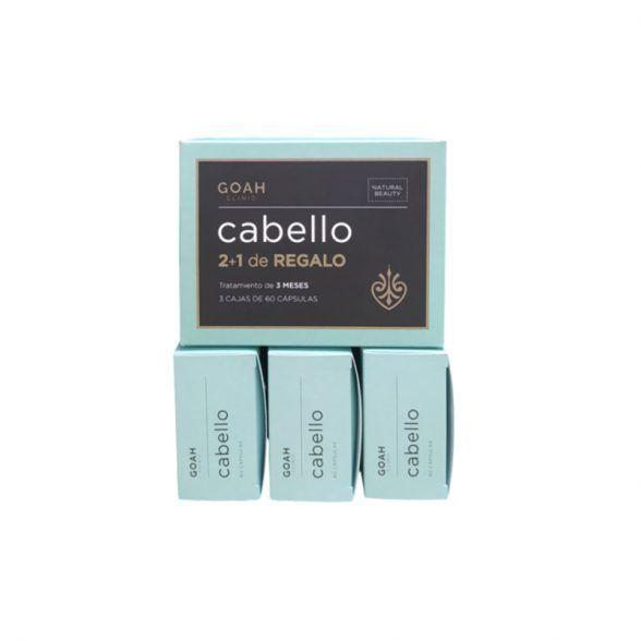 Farmacia-Perez-Vazquez-goah-clinic-cabello-pack-3-meses-2-cajas-60-cápsulas-1-regalo
